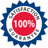 Arrow Exterminators guarantees your 100% total satisfaction
